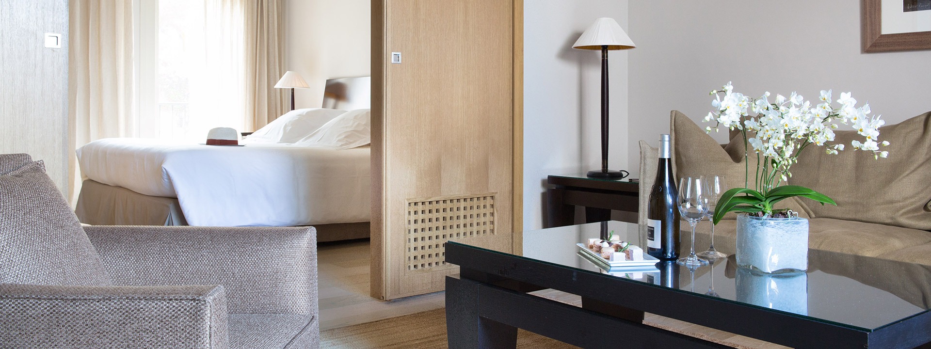 Suite 2 chambres Mer Citadelle